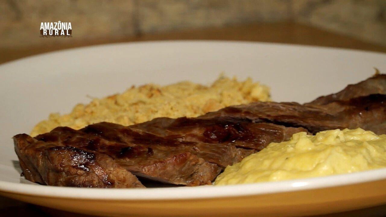Parte 2: Veja como preparar uma deliciosa carne nordestina