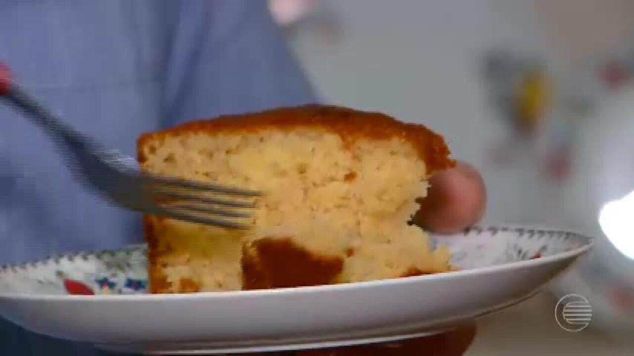 Aprenda a preparar uma deliciosa receita de bolo de manteiga