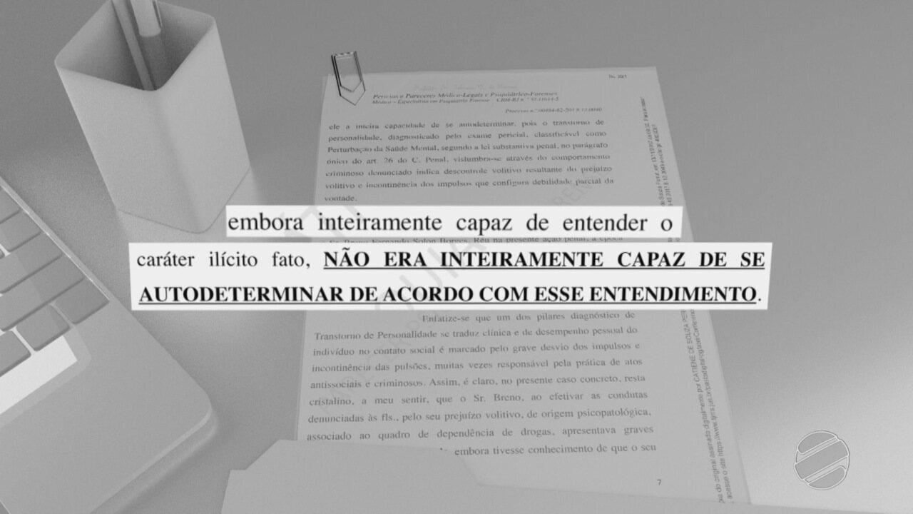Novo laudo diz que filho de desembargadora de MS não conseguiria evitar praticar o crime