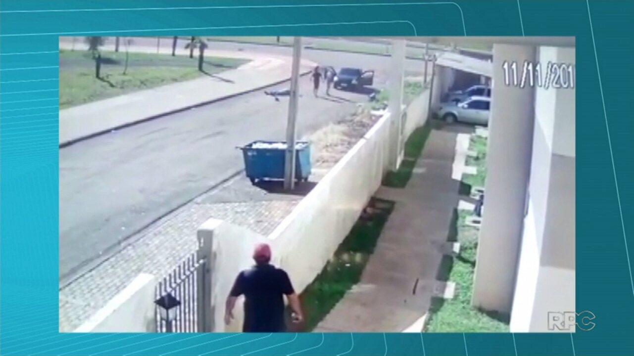 Idoso agredido por jovens em Guarapuava se diz revoltado com a situação