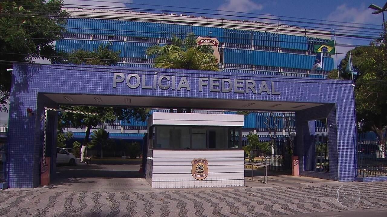 Polícia Federal realiza operação durante segundo dia do Enem