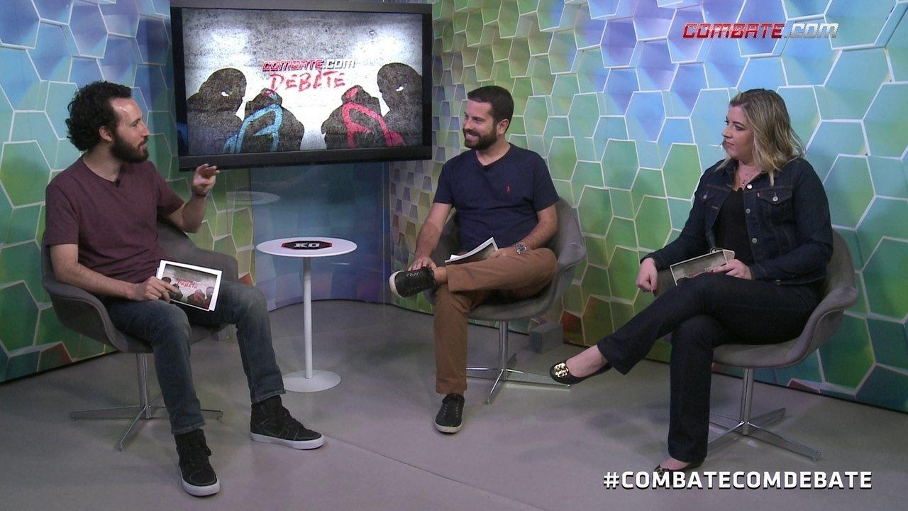 Combate.com Debate analisa resultados dos brasileiros no UFC Norfolk