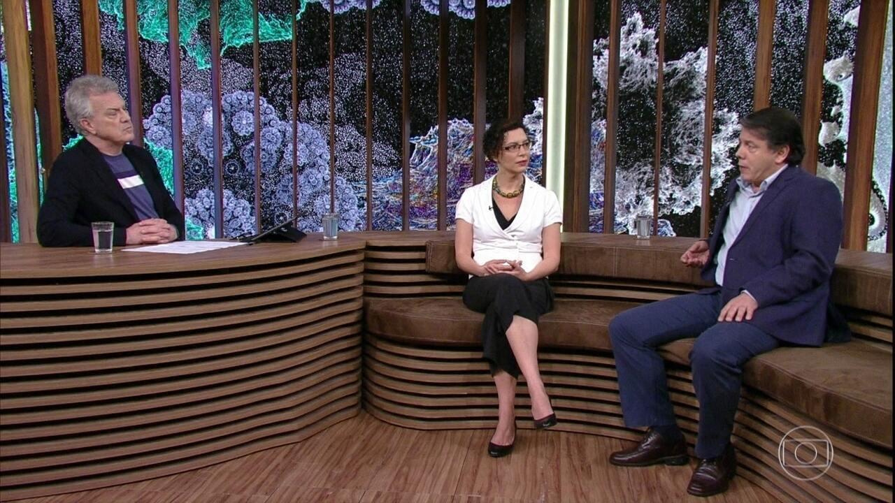 Carolina Araújo e Marcelo Viana falam da importância do professor no ensino da matemática