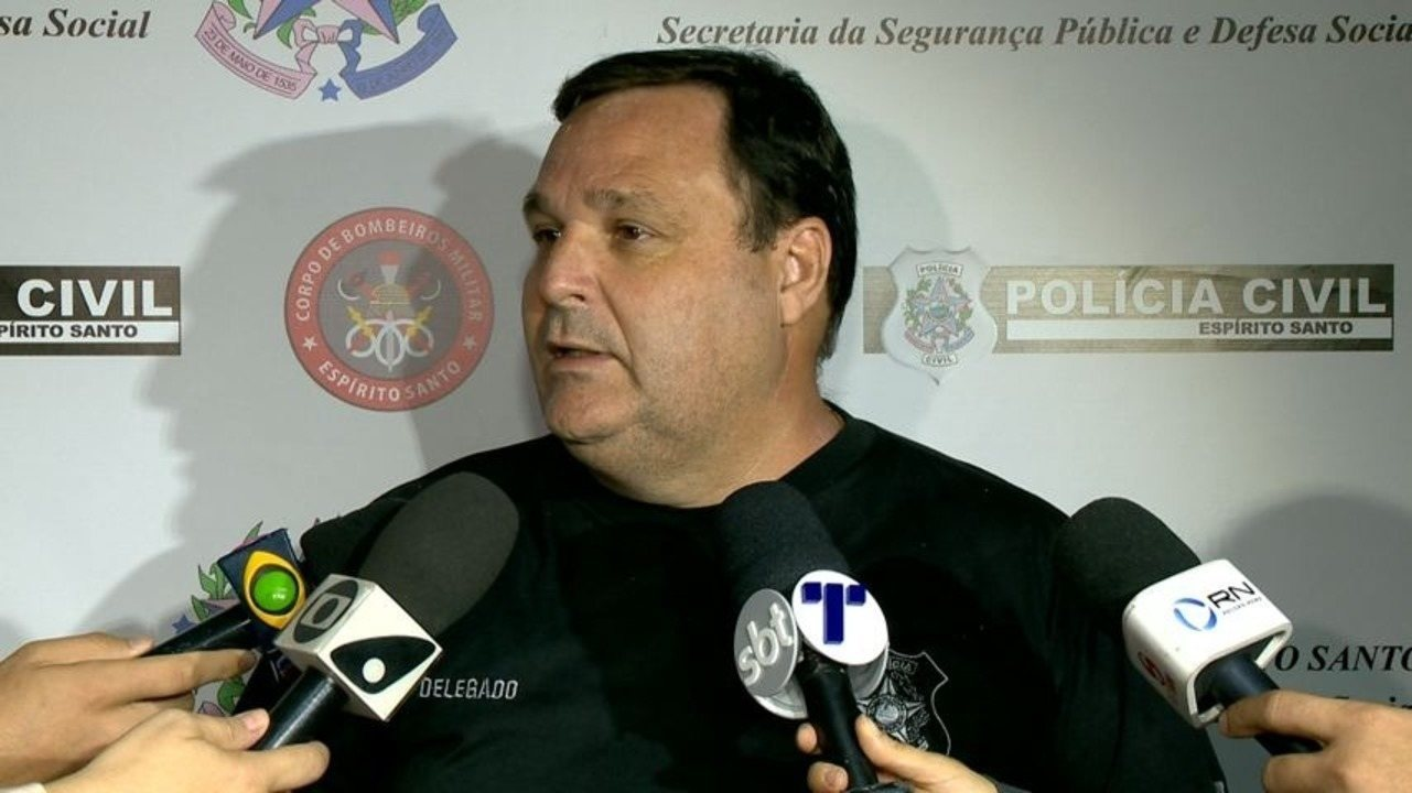 Delegado José Lopes fala sobre depoimento de suspeito de matar a menina Thayná