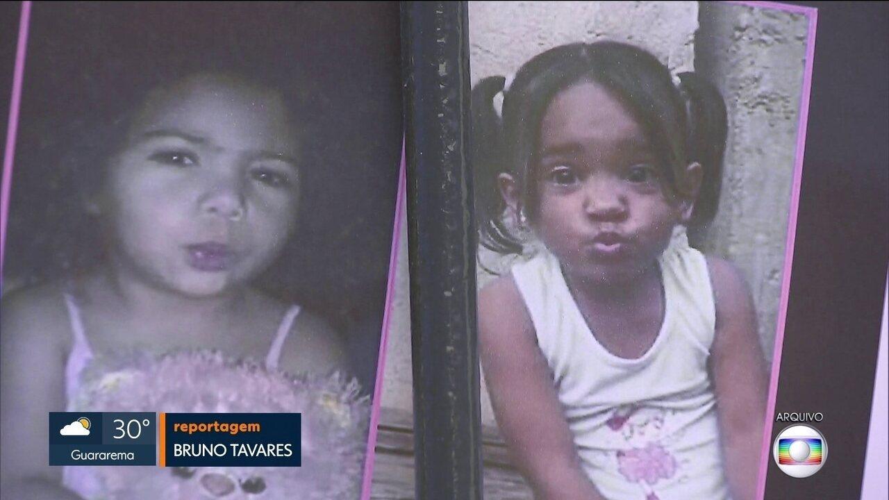 Polícia faz reconstituição do assassinato de duas meninas na Zona Leste