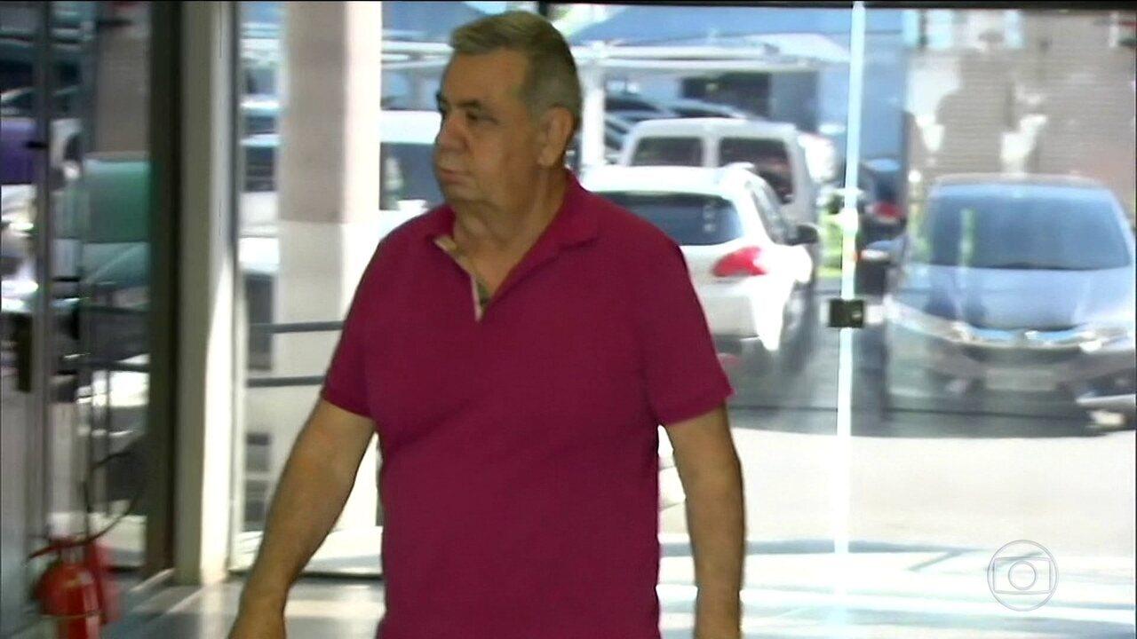 Jorge Picciani tem prisão decretada e se entrega à PF no Rio