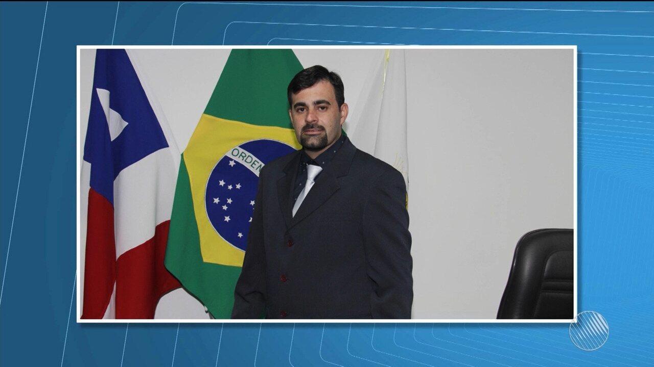 Justiça determina soltura do presidente da Câmara de Correntina