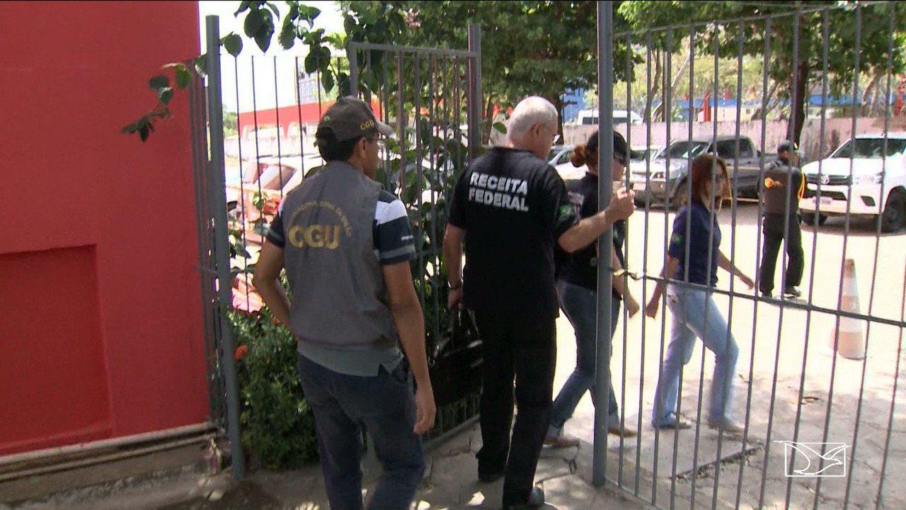 Polícia Federal desmonta esquema de funcionários fantasmas na Saúde no Maranhão