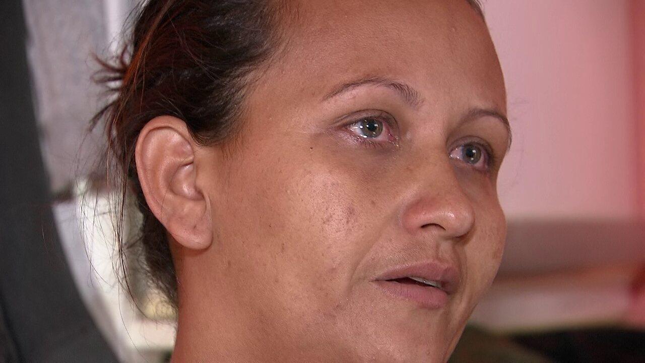 Mãe de menino que desmaiou de fome em escola do DF cria 6 filhos com R$ 1 mil