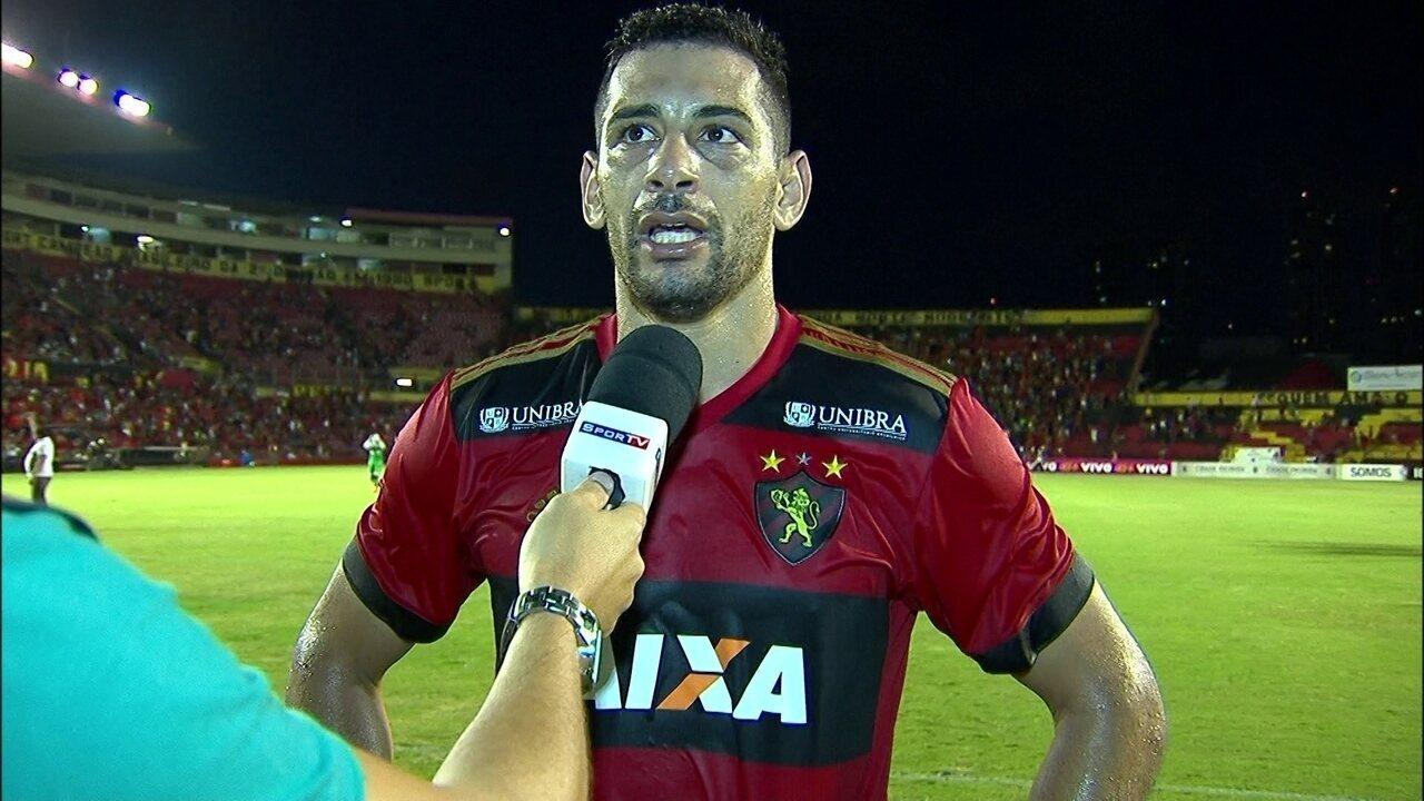 Sport vence o Bahia e segue vivo na luta contra o rebaixamento