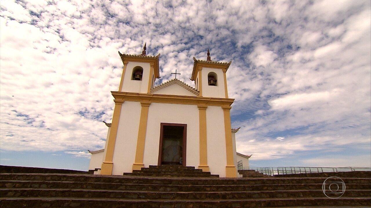 Duas igrejas do Santuário Nossa Senhora da Piedade, em Caeté, recebem título de basílica