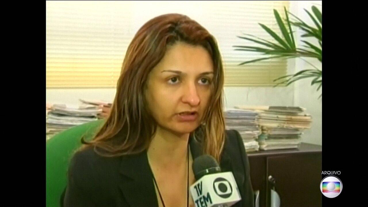 Juíza morre atingida por pedaços de concreto de um viaduto em SP