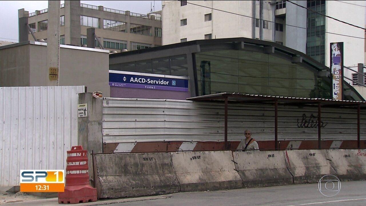 f4855d9a8429 Governo adia inauguração de 6 novas estações da Linha Lilás do Metrô ...