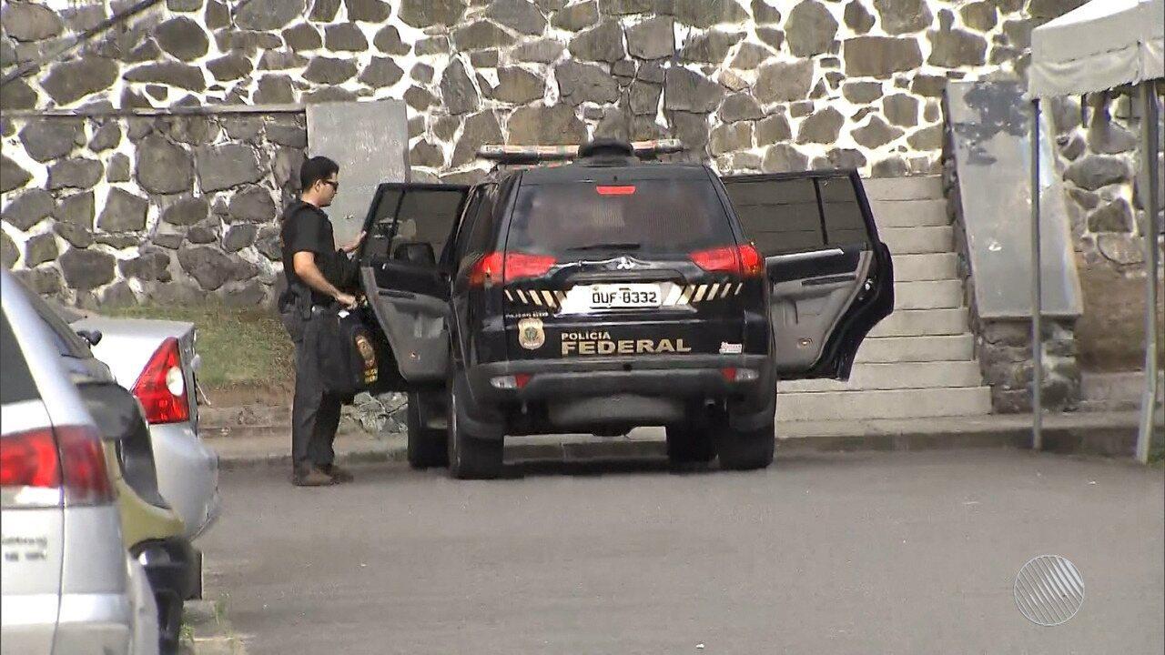 Operação da Polícia Federal investiga supostos desvios de recursos da educação