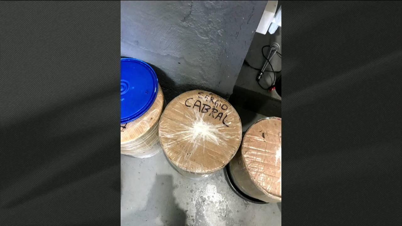 Em vistoria na Cadeia Pública de Benfica, MP-RJ encontra camarão e iogurte