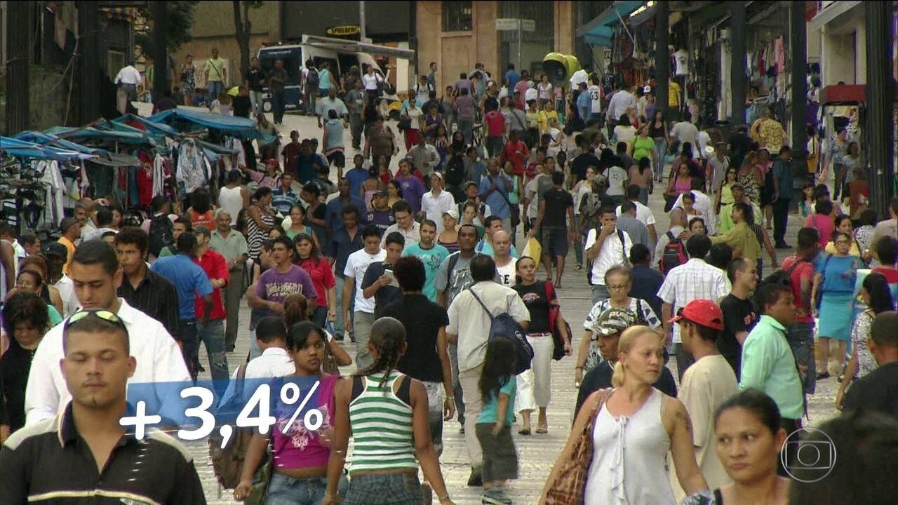 Vídeo: Famílias menores puxam a tendência de envelhecimento da população