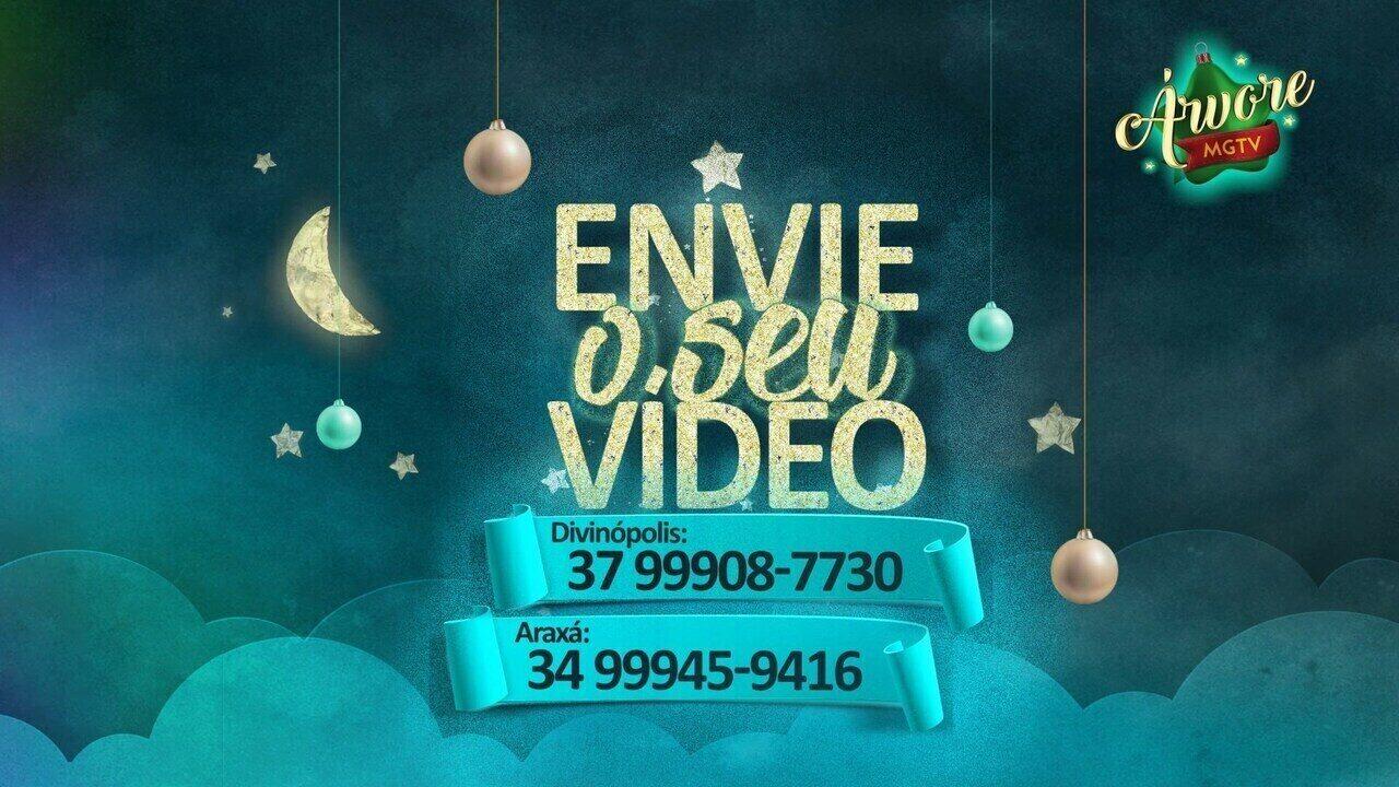 Araxá e Divinópolis: TV Integração lança 'Árvore do MGTV' para celebrar o Natal
