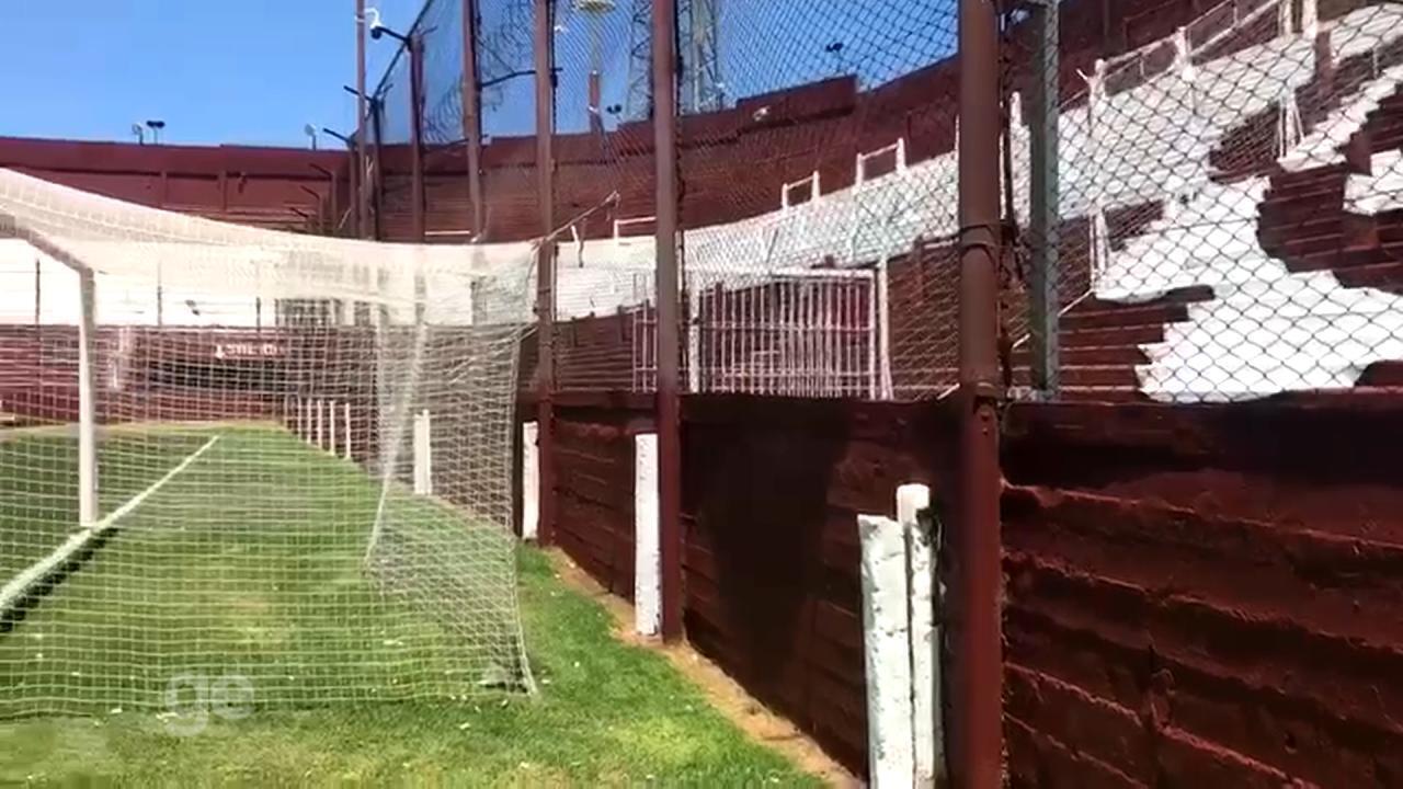 Conheça o estádio La Fortaleza, palco da final da Libertadores