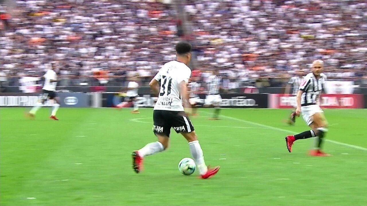 Melhores Momentos de Corinthians 2 x 2 Atlético-MG pela 37ª rodada do Brasileirão