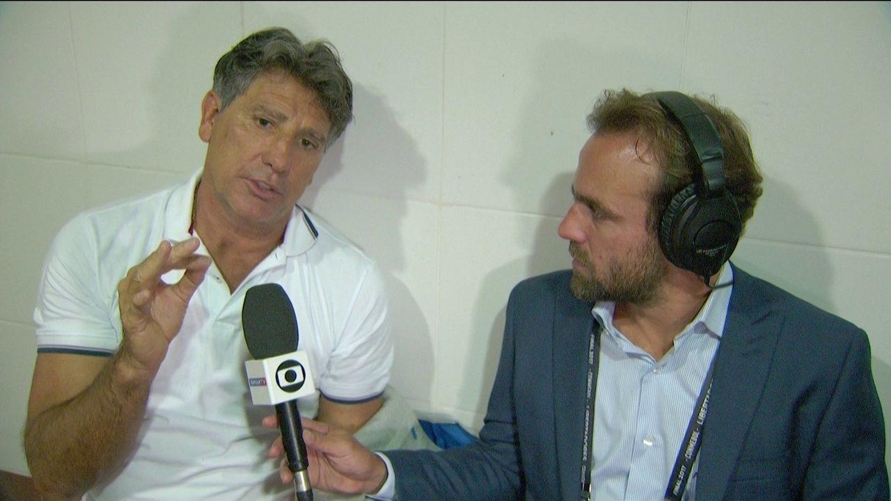 Grêmio conquista Taça Libertadores pela terceira vez
