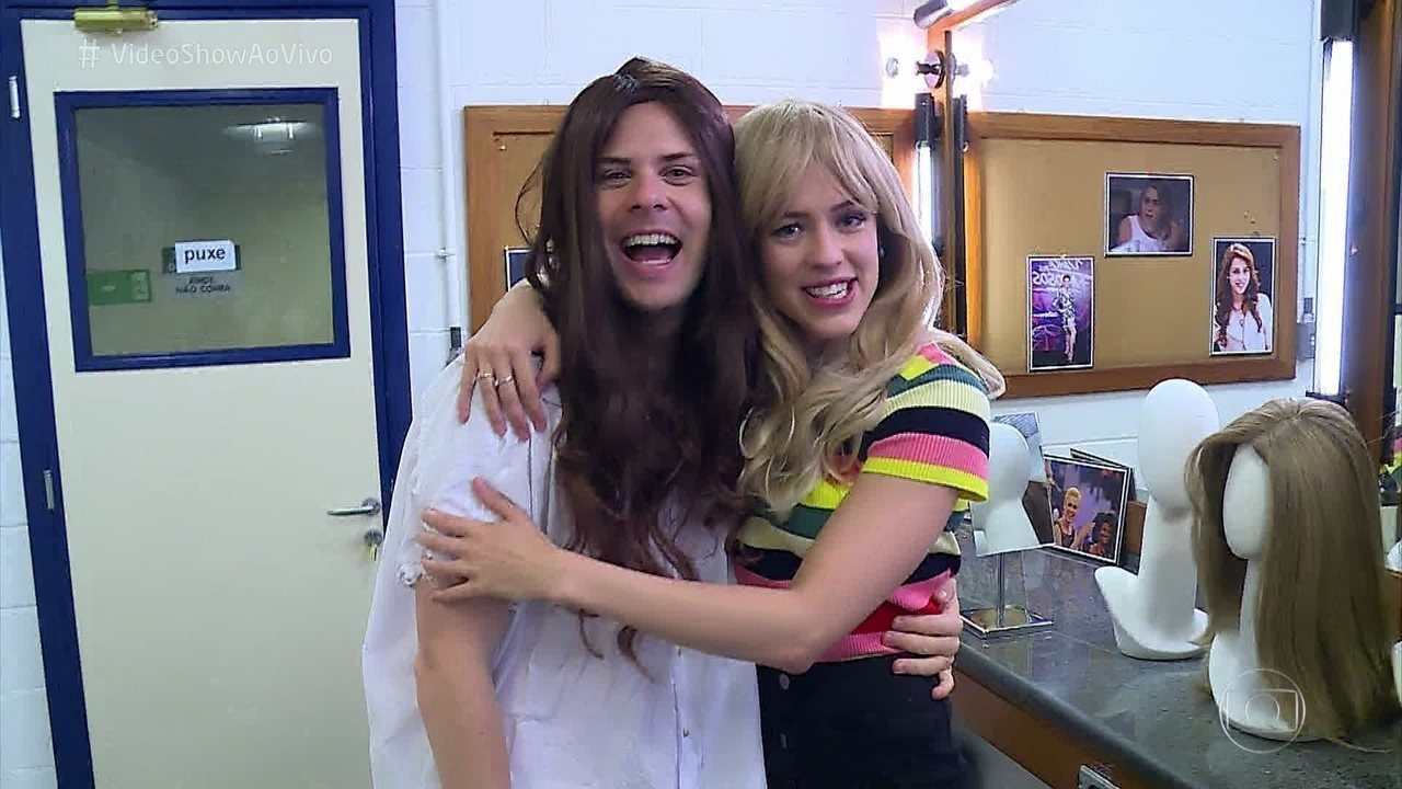 O poder da beleza nos cabelos de Rúbia e Sophia Abrahão