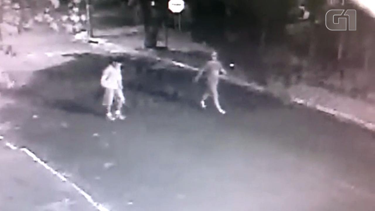 Vídeo mostra suspeitos de matar terapeuta de 55 anos em Novo Hamburgo