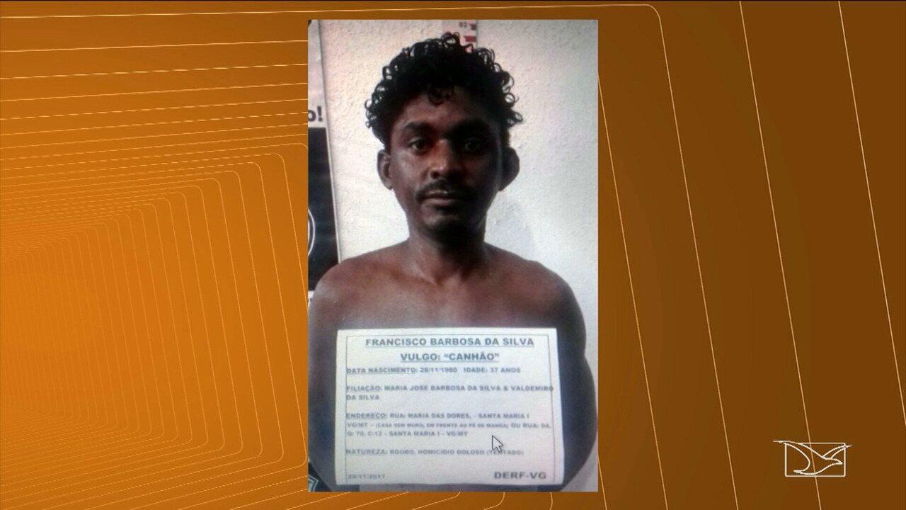 Homem que cometeu feminicídio no Maranhão é preso no Mato Grosso