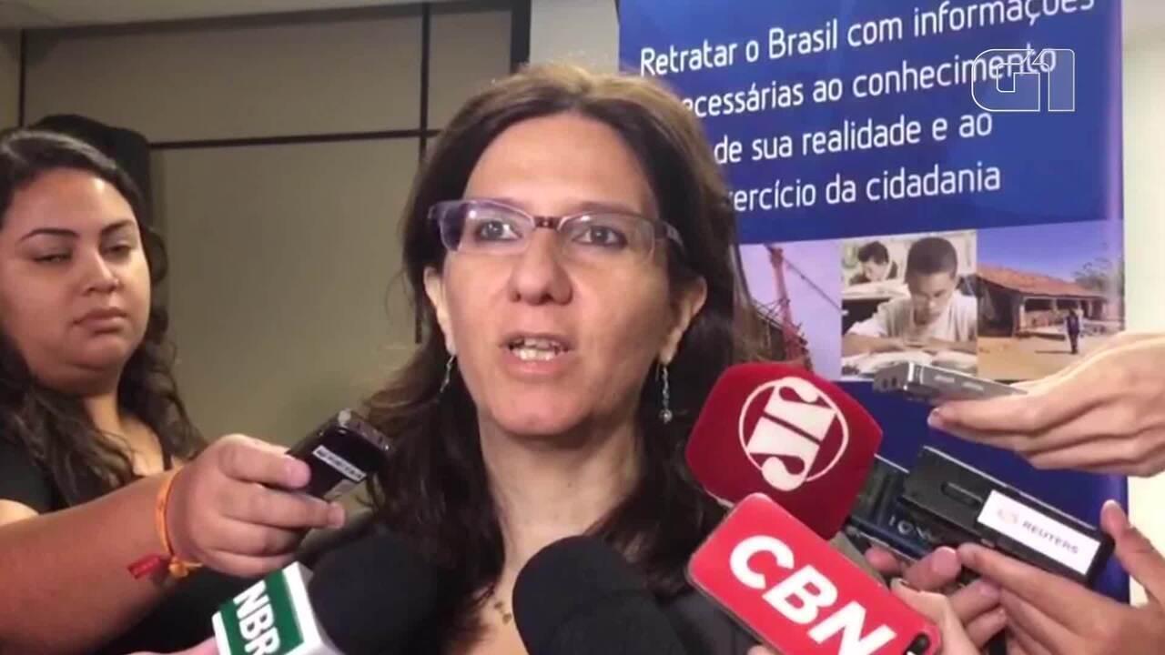 Consumo das famílias garantiu estabilidade do PIB, aponta IBGE