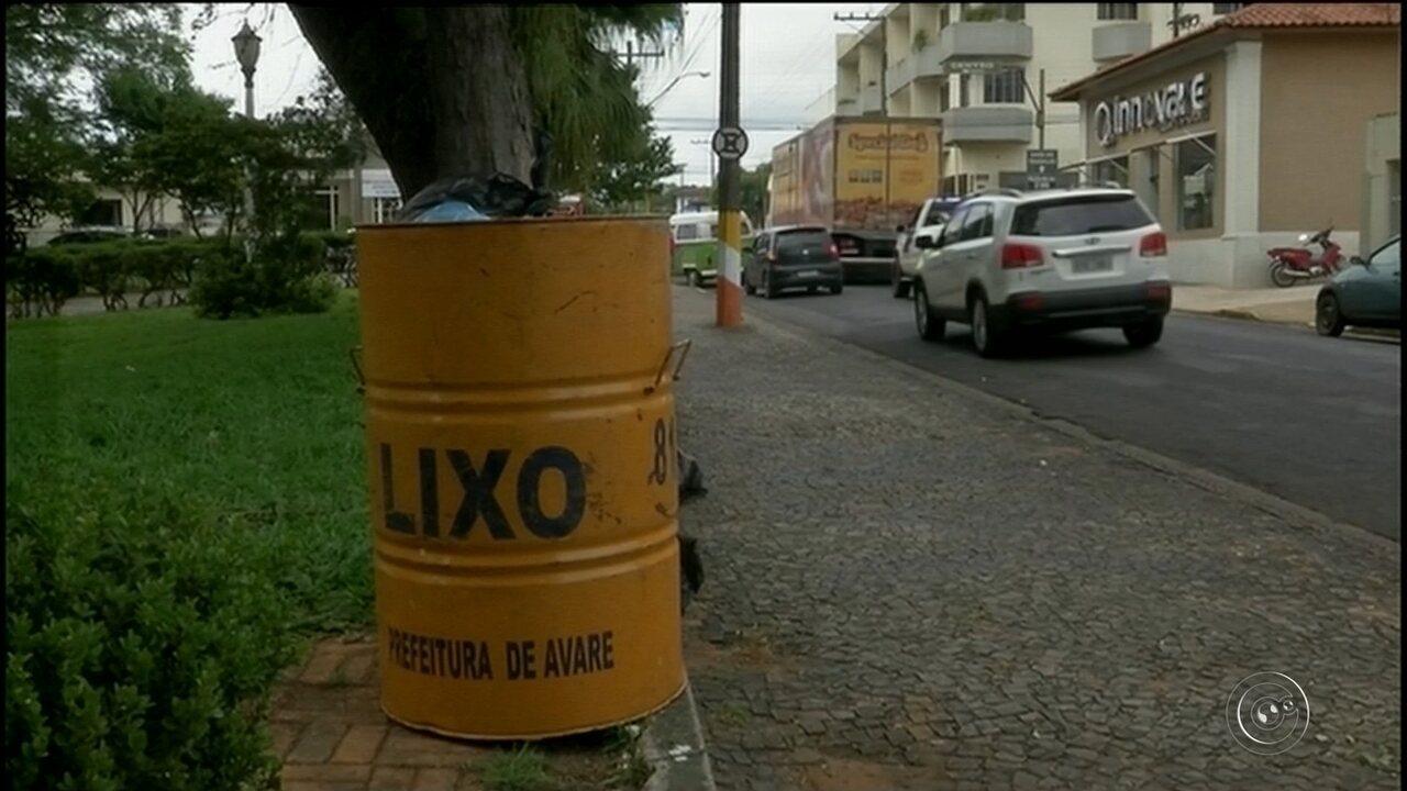 Decisão judicial determina que taxa de lixo volte a ser cobrada em Avaré