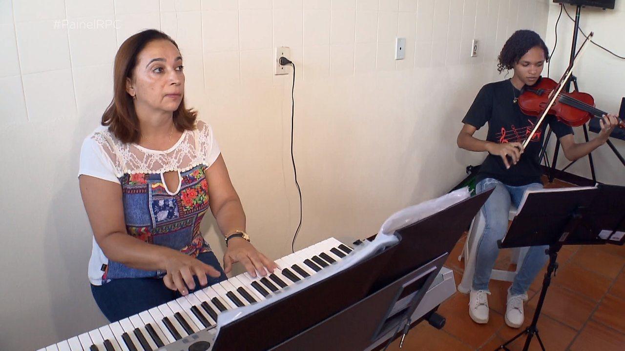 Música, teatro e dança transformando vidas