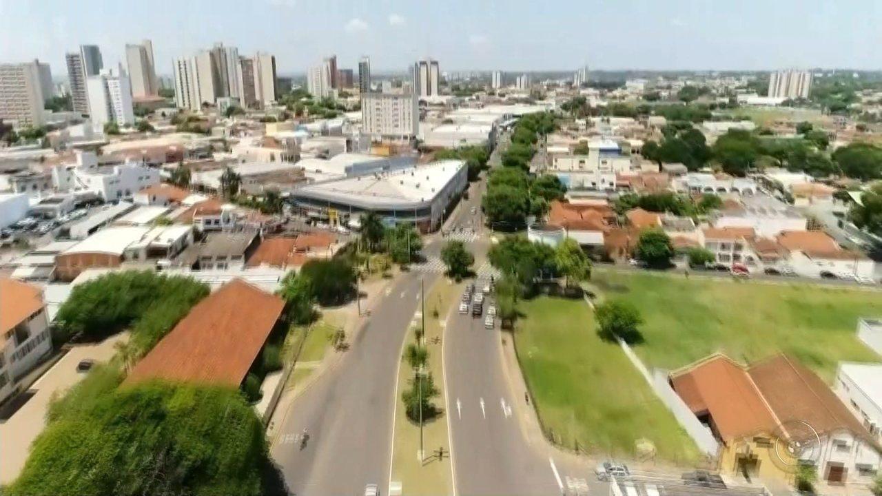 Araçatuba 109 anos  Pioneirismo marca história do município no ... d9efea9912086
