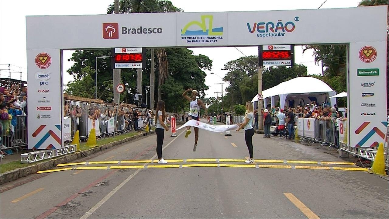 Giovani dos Santos conquista o sexto título na Volta Internacional da Pampulha