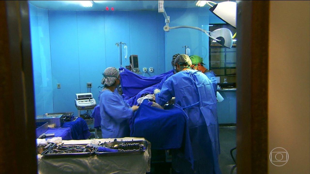 Fila de espera para cirurgias eletivas pelo SUS chega a 900 mil pessoas