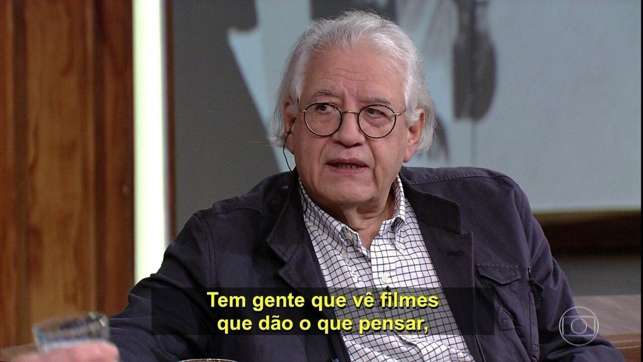 Patricio Guzmán fala sobre o viés político de seus documentários