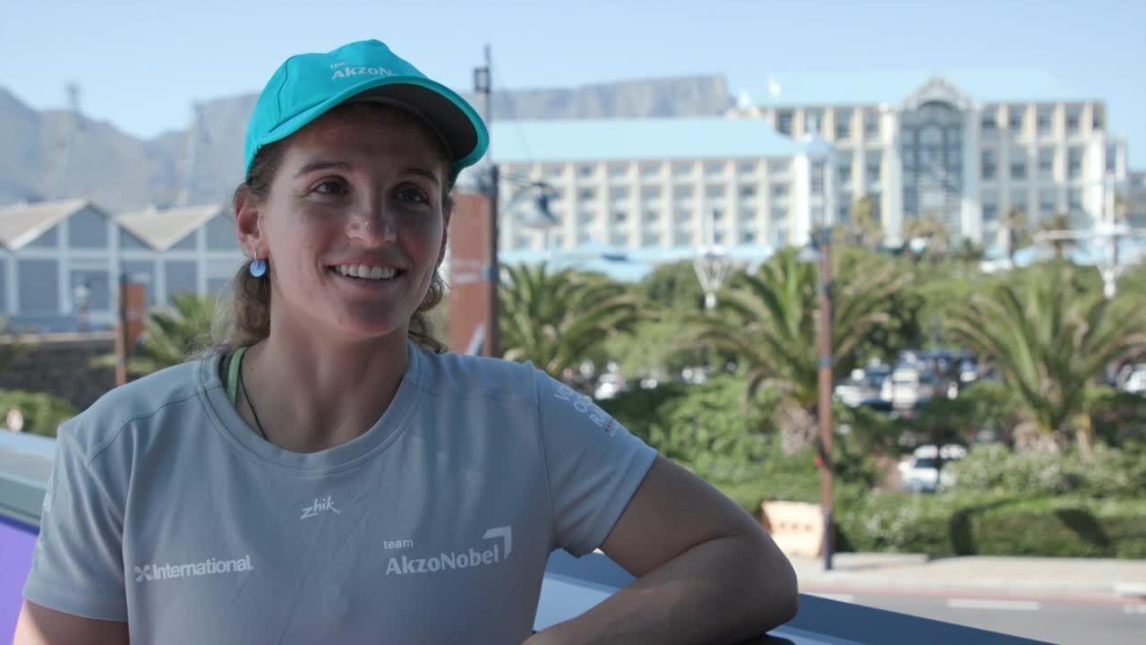 Martine Grael fala sobre importância de ser primeira mulher brasileira na Regata Volta ao Mundo