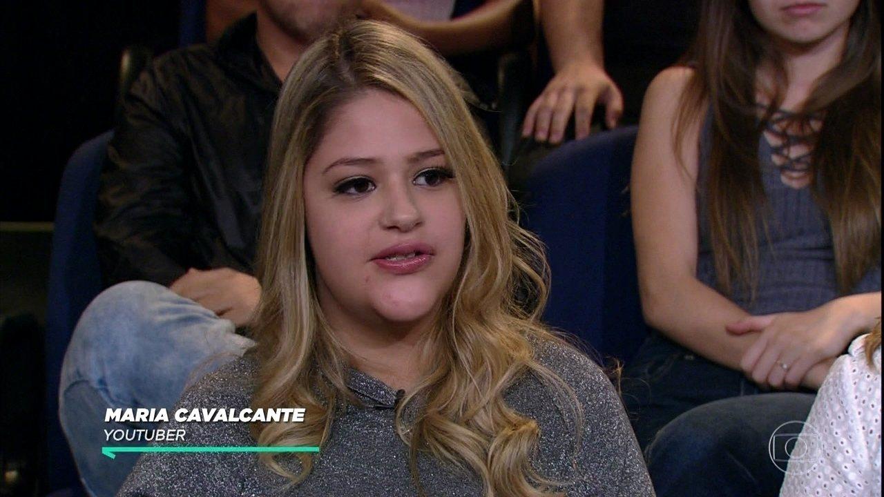 Filha de Tom Cavalcante fala sobre o que ensinou ao pai