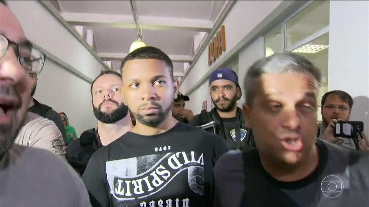Chefe do tráfico na Rocinha Rogério 157 é preso