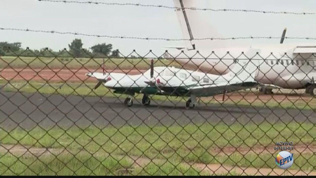 Ministério da Aviação torna aeroporto de São Carlos, SP, internacional