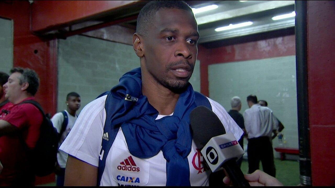 Juan torce por desfecho igual a 99 e 2001, e César chama torcida para decisão no Maracanã