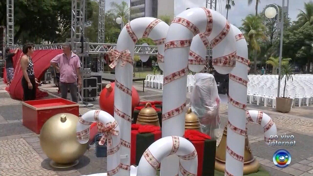 Tudo pronto para mais um edição do Vozes de Natal em Bauru