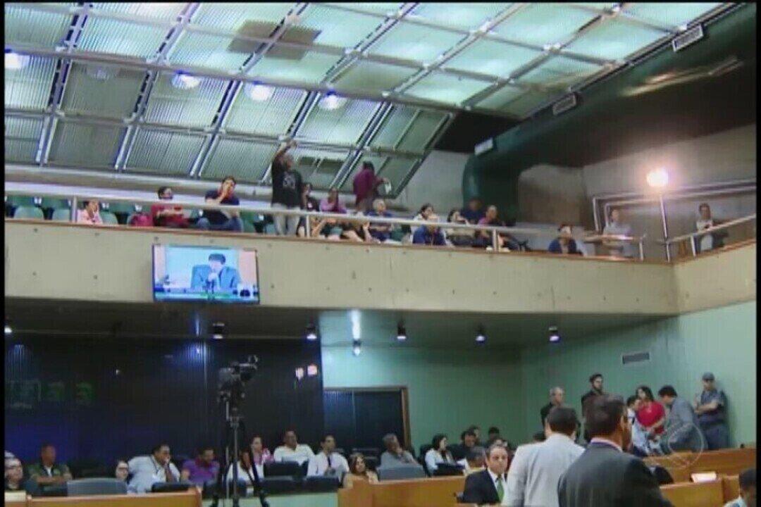 Câmara de Uberlândia aprova alteração no estatuto do servidor e uso e ocupação do solo