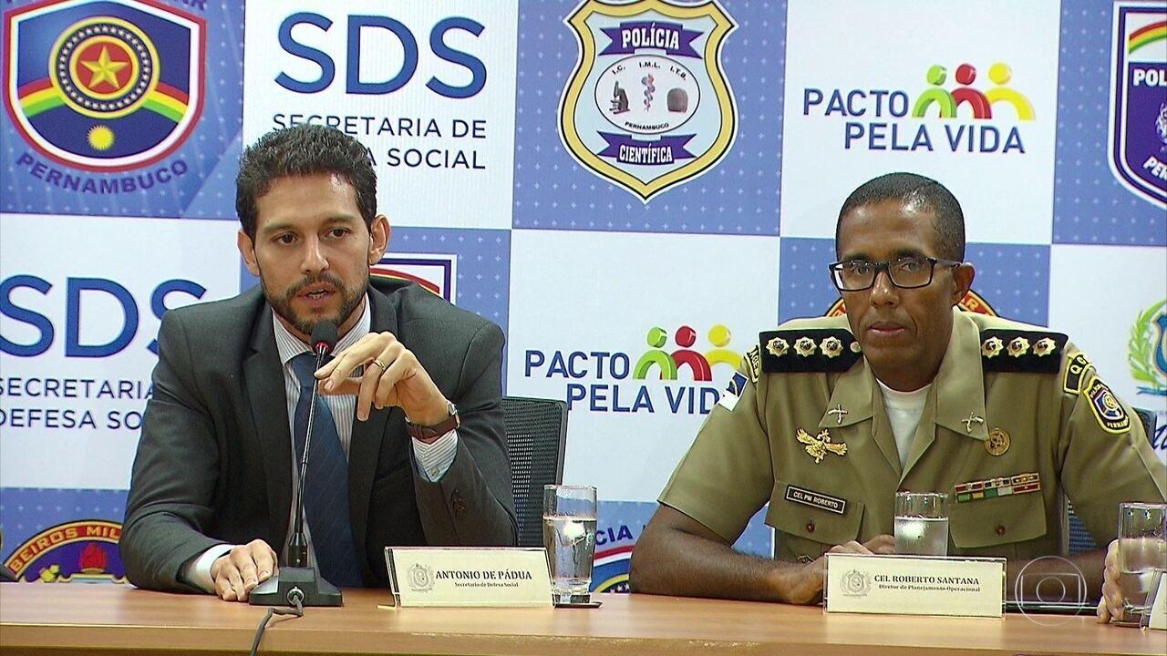 Centros comerciais do estado contam com reforço de 3,8 mil policiais