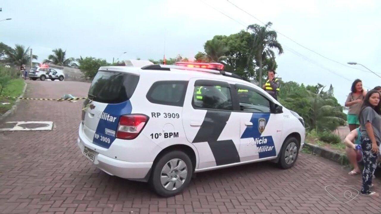 Coronel da PM sofre tentativa de assalto, reage e mata criminoso em Guarapari, ES