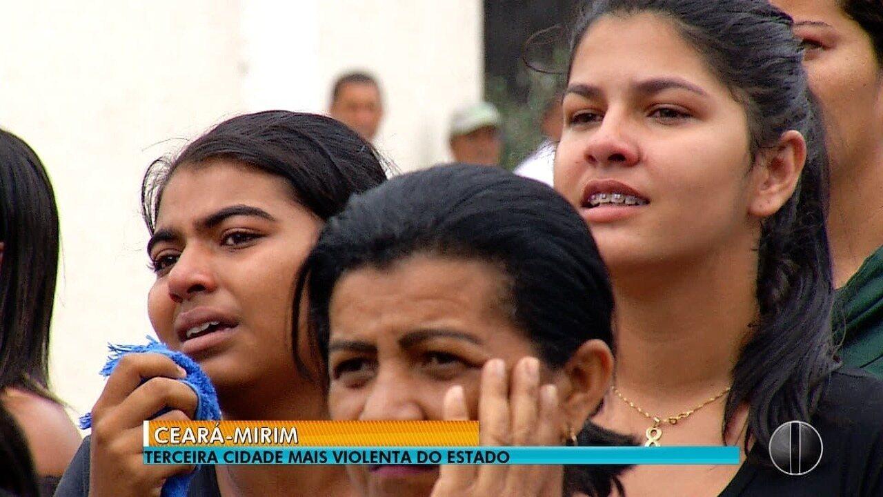 Reportagem sobre violência em Ceará-Mirim premiada pelo MPRN