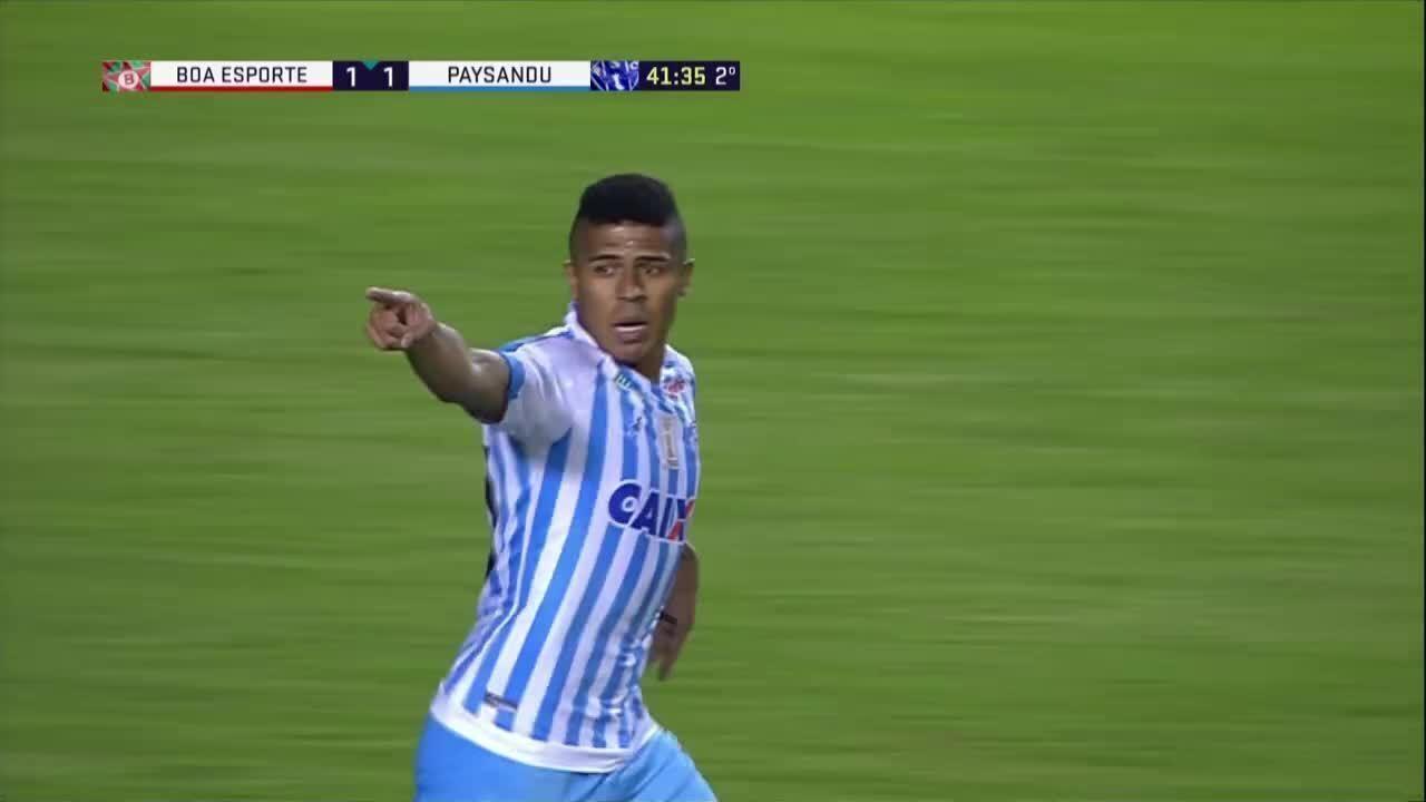 948bc5ef67 Confira os gols de Bergson pelo Paysandu em 2017