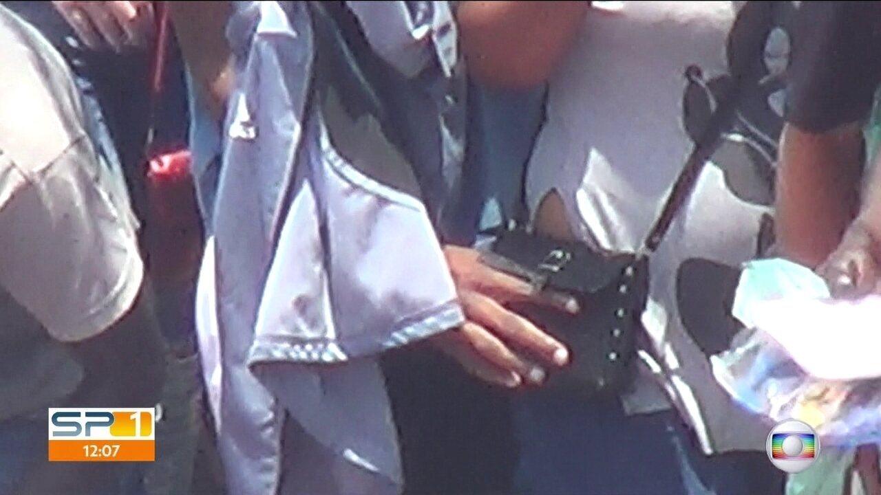 Bandidos aproveitam aglomerações das compras de Natal para cometer assaltos no Brás