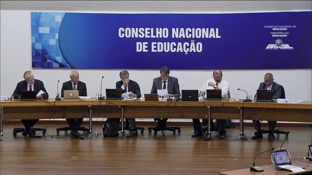 Resultado de imagem para Base Nacional Comum Curricular (BNCC) dos ensinos infantil e fundamental é aprovada