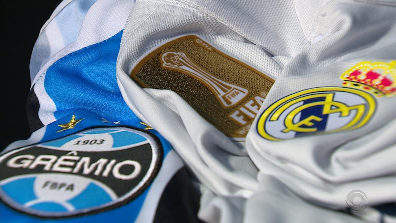 Ex-jogador do Grêmio relembra partida contra o Real Madrid disputada há 56 anos
