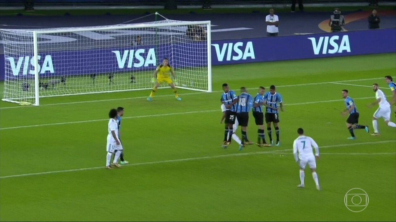 Melhores momentos: Real Madrid 1 x 0 Grêmio na final do Mundial de clubes da Fifa