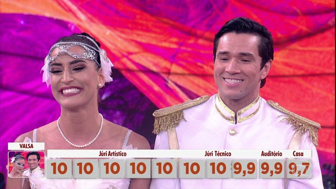 Confira o resultado final do Dança dos Famosos 2017!